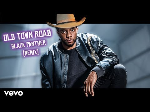 Lil Nas X - Old Town Road (Black Panther Remix)