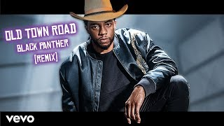 Black Panther - Old Town Road (Wakanda On My Back) | Lil Nas X Remix