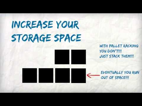Used Pallet Racking - How to save money