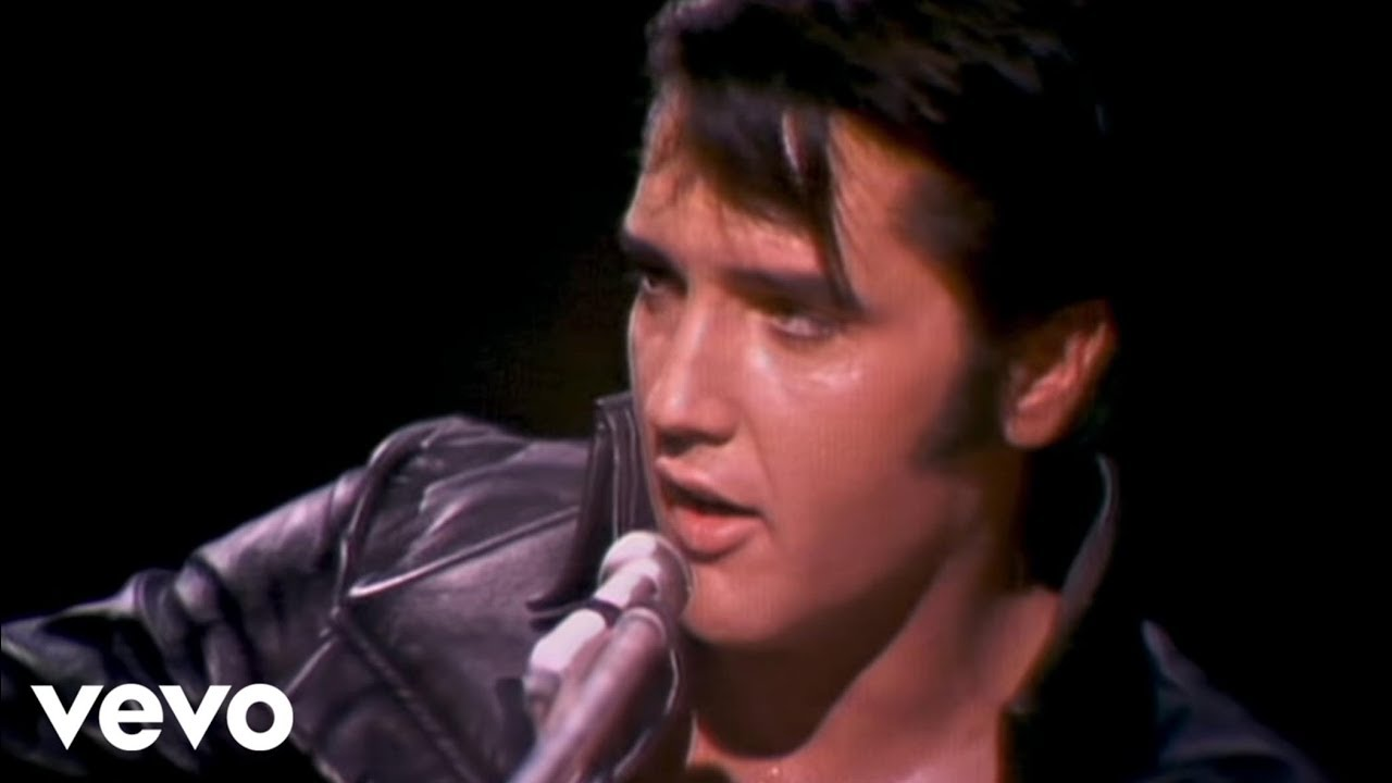 Elvis Presley - Trying To Get To You ('68 Comeback Special 50th  Anniversary) [Official Video]