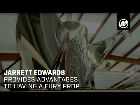Jarrett Edwards provides advantages to having a Fury prop