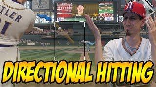 DIRECTIONAL HITTING CHALLENGE - MAD DUMB - MLB 17 THE SHOW DIAMOND DYNASTY
