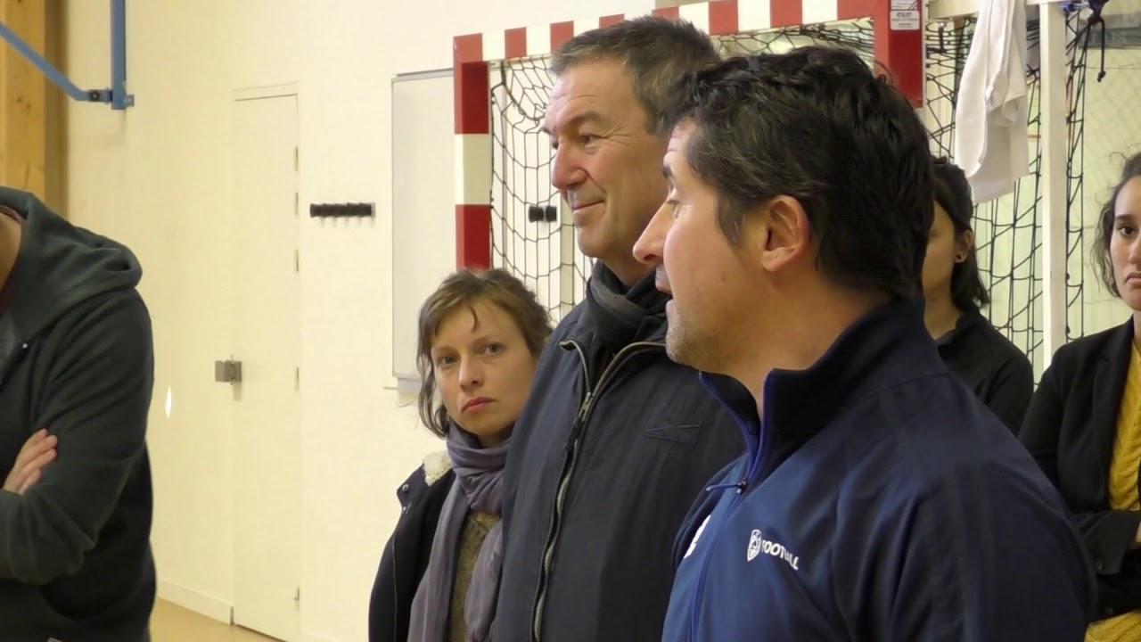 Le Rugby Fauteuil en milieu carcéral