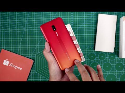 Unboxing Xiaomi Redmi 8A