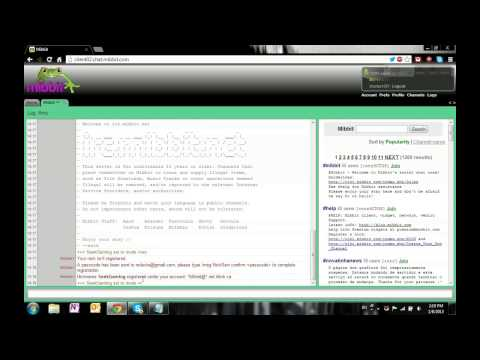 How To Make Your Own IRC Channel
