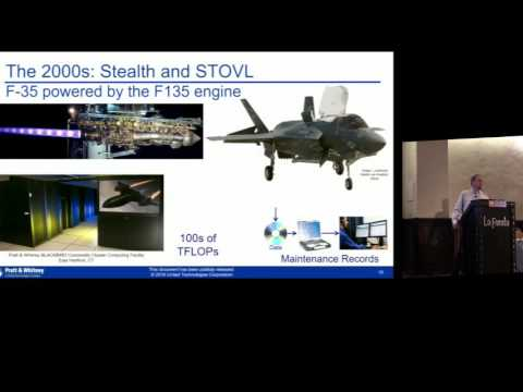 The Past and Future of Aircraft Engine Development