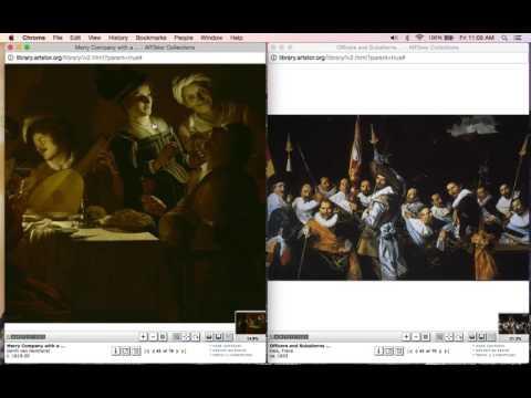 Baroque in Northern Europe Dutch Republic Genre and portraiture