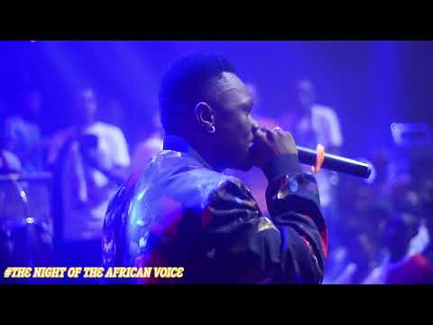 THE NIGHT OF THE AFRICAN VOICE MBOSSO LIVE SHOW (PART 1)