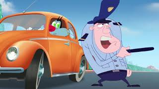 Oggy and the Cockroaches 👨‍✈ OGGY IS ARRESTED👨‍✈ #policeman 🤬 Full Episodes in HD