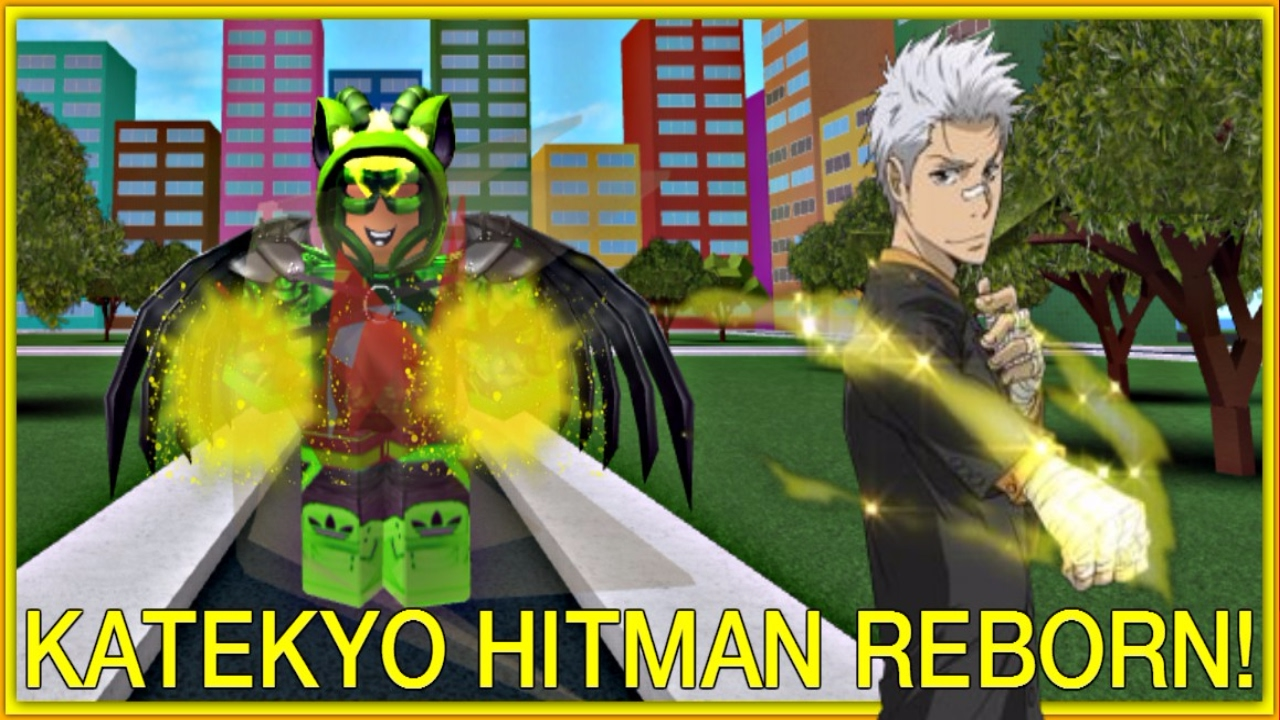 Katekyo Hitman Reborn Roblox Code Free Robux Promo Codes 2019