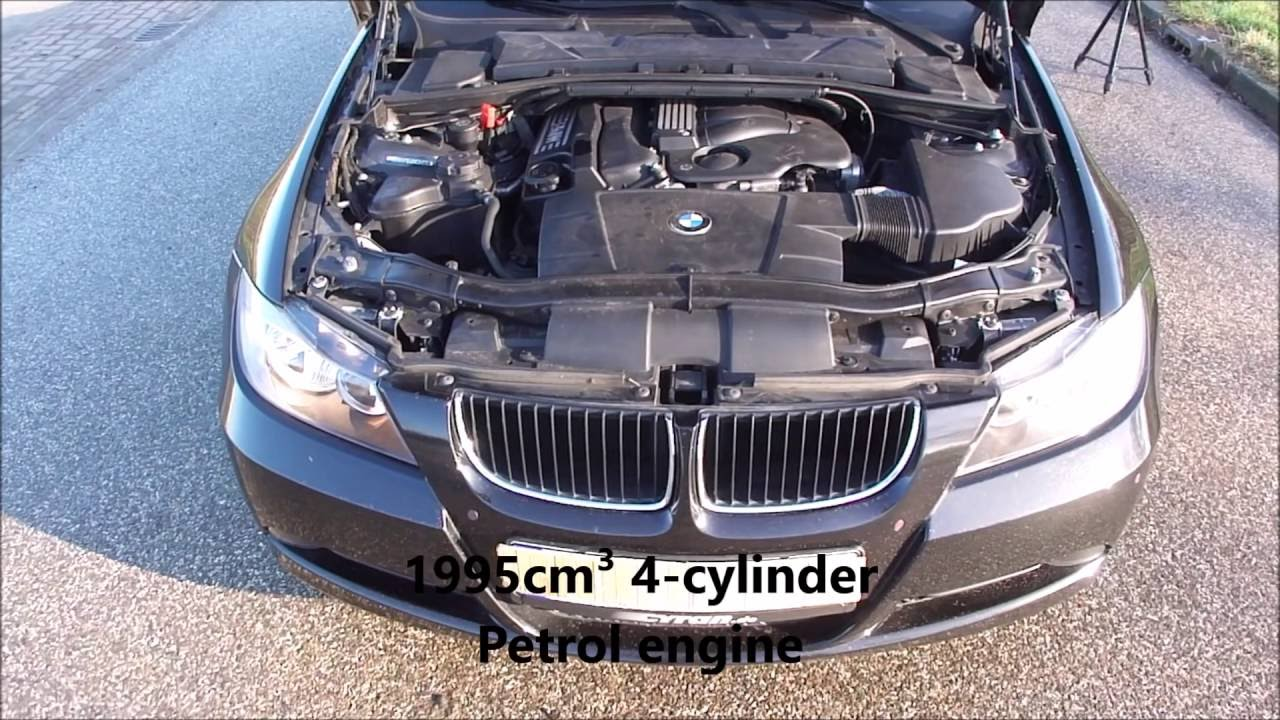 My E90 Bmw 320i Fuel Consumption Test Youtube
