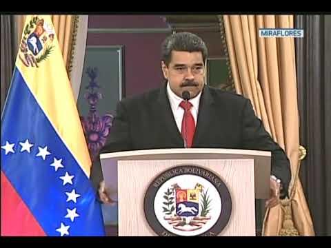 Maduro señala a Juan Manuel Santos y oligarquías colombiana y venezolana por atentado este 4 agosto