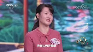[中国诗词大会]天下三分明月夜 这个城市占两分| CCTV