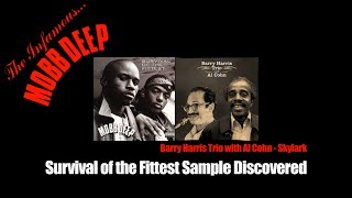 Mobb Deep - Survival of the Fittest sample discovered after 20 years