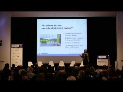 "WORKTECH 13 New York: ""The Evolution of Change Management"" Part 2"