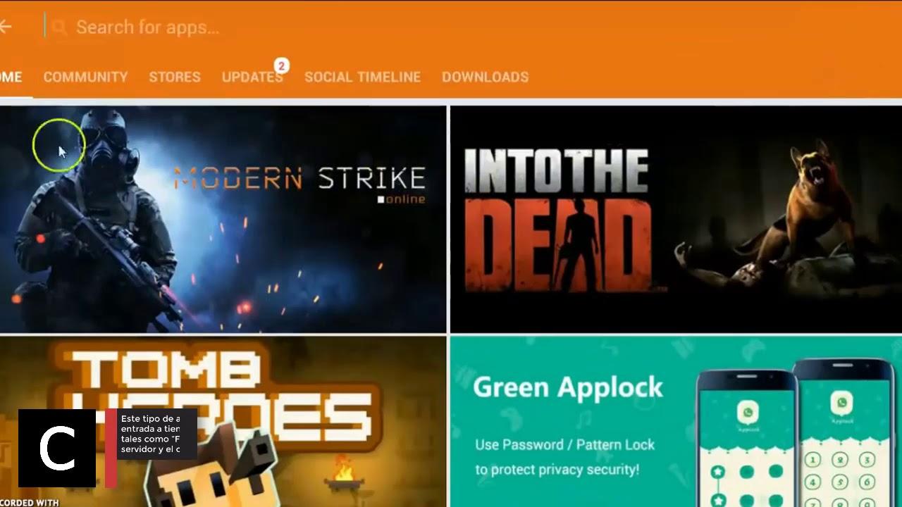 descargar play store para pc windows 7 sin bluestacks