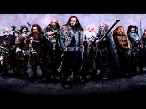 [MUSIC] The Hobbit - Dwarven Theme [HQ]