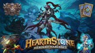Hearthstone (Gameplay) - Kobolds & Catacombs - Big Control Warlock - FEAR ME!