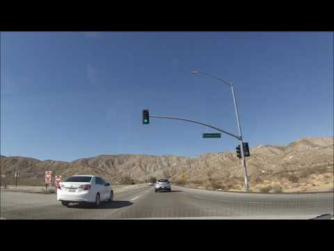 """""""CA 62 - Interstate 10 to Morongo Valley"""""""