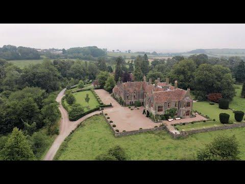 2021 Tour of Huntsham Court Devon - Private Country House Hire - filmed by Tristan Adams