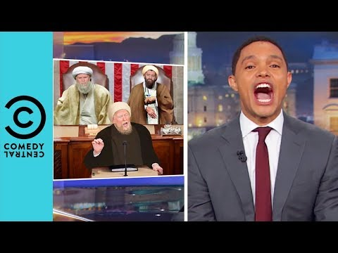 Trump Goes Full Caps Lock On Iran | The Daily Show With Trevor Noah thumbnail