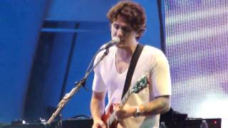 John Mayer - Edge of Desire (Live at the Hollywood Bowl, August 22, 2010)