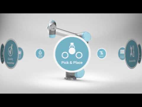 Universal Robots   easy automation with collaborative robots