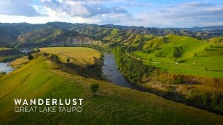 Wanderlust Great Lake Taupo 2016 ~ Festival Highlights