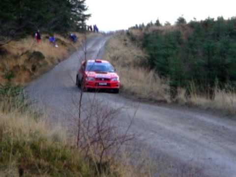Grizedale Stages 2005 - footage 4