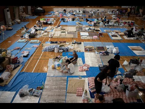 Death toll in Japan flood disaster passes 200
