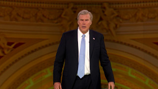Will Ferrell's Full Speech As George W. Bush At #NotTheWHCD | Full Frontal on TBS thumbnail