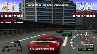 Ridge Racer 64 Game Play [HD]