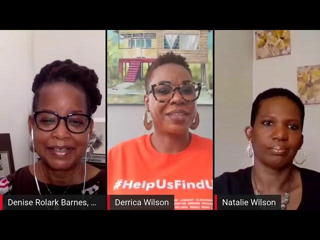 WIN-TV: Missing & Black Natalie Wilson and Derrica Wilson