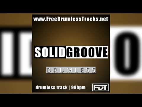 FDT Solid Groove - Drumless (www.FreeDrumlessTracks.net)