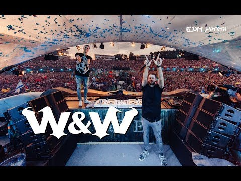 W&W [Drops Only] @ Tomorrowland 2018 Mainstage