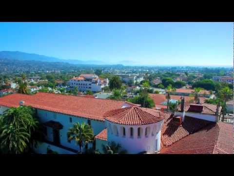 Santa Barbara Red Tile Walking Tour