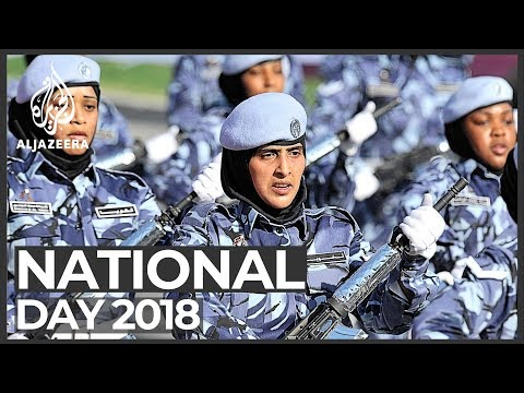 🇶🇦Qatar marks National Day 2018 amid ongoing blockade | Al Jazeera English