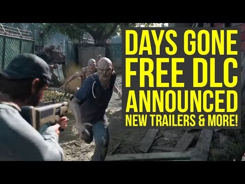 Days Gone DLC - FREE CONTENT Coming After Launch, New Difficulty & More (Days Gone Gameplay) thumbnail