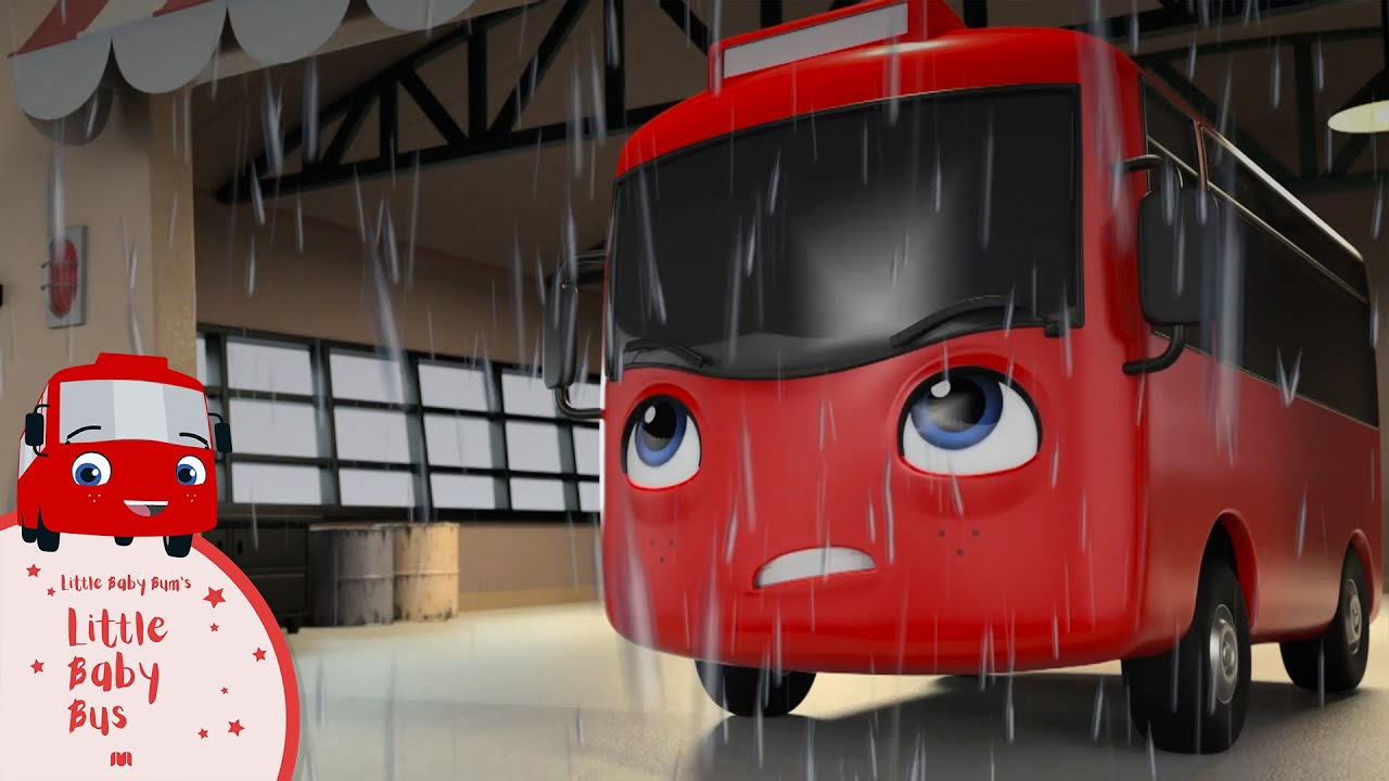 Buster and the Storm + More! | Little Baby Bus | Kids Cartoons | Children's Stories | LBB