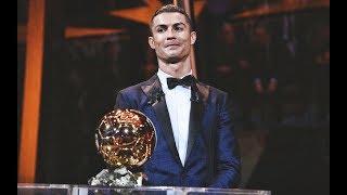 Cristiano Ronaldo wins his 5th Ballon Dor 2017