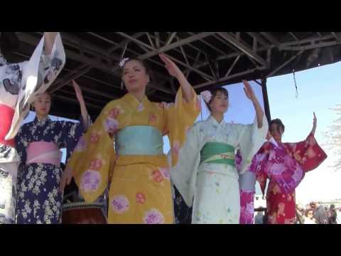 Bon Odori by NihonJin Kai 1/ - On Stage - Copenhagen Sakura Festival 2017