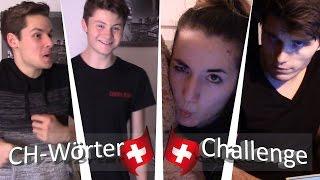 Youtuber-Challenge: Schweizerdeutsch #2 [mit Rewi, Paluten, Jodie & Felix]