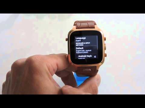 """""""Awatch S"""" Android 4.4 Smart watch phone (3G) with camera"""