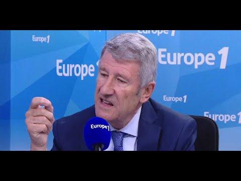 """Philippe de Villiers adresse un message au président de la République : """"Emmanuel, reprends-toi!"""""""