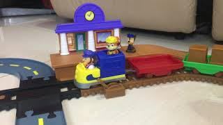 🐾 8 in 1 HUGE Paw Patrol Roll Patrol BIGGEST TRACK EVER Lookout Tower Lighthouse || Keith