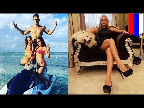 Rich kids of Russia: spoiled brats show off how cool they are with their parents' money - TomoNews