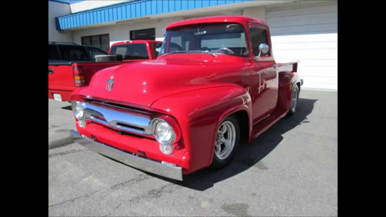 1954 Ford F100 Interior Kit Pickup Truck 1956 Pick Up By Paul S Custom Interiors Auto