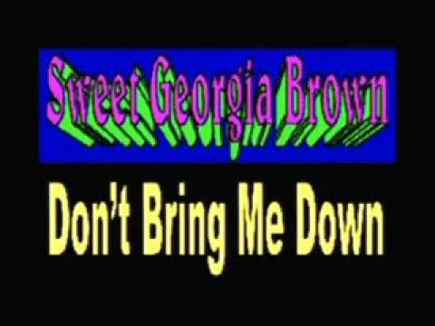 Don't Bring Me Down   The Animals    Karaoke