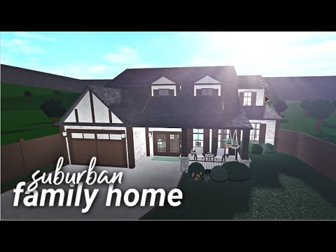 Family House Build Roblox Bloxburg Gamingwithv Rustic Family One Story Roblox Bloxburg Gamingwithv Youtube