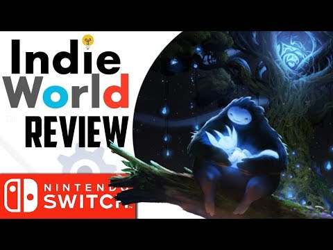 Ori and the Blind Forest Confirmed for Nintendo Switch! - Indie World Review